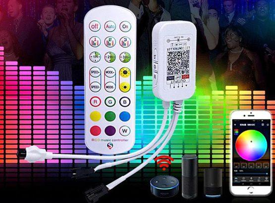 dmx müzik kontroller
